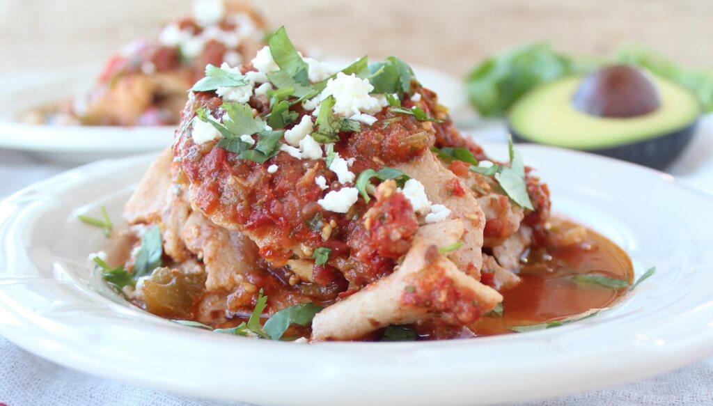 Crock Pot Fajita Lasagna