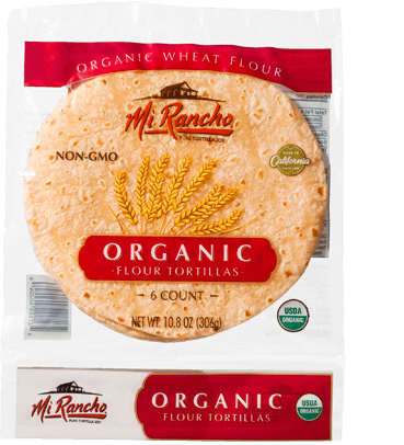 Organic and Authentic Tortilla Products Overview | Mi Rancho®