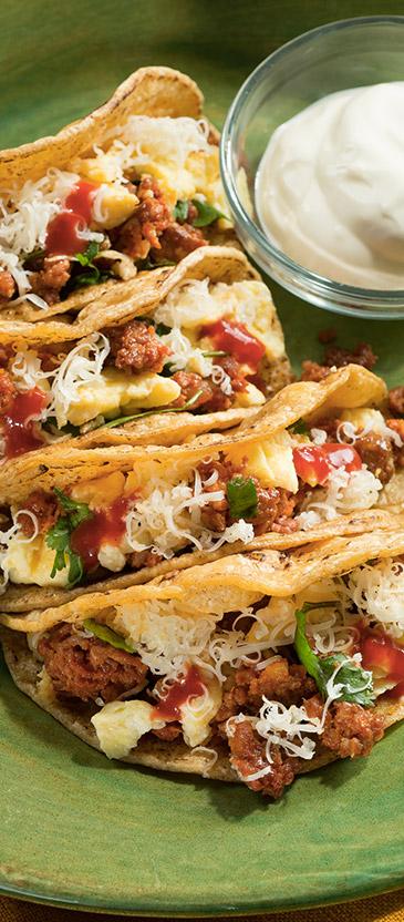 Taco Slider Nutrition