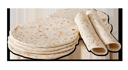 Simply Authentic Fajita Tortilla