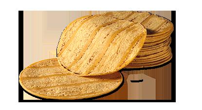 Organic Corn Tortilla
