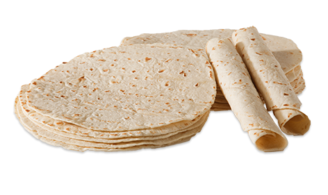 Organic Flour Tortilla