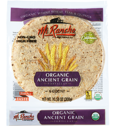 Ancient Grain Tortilla