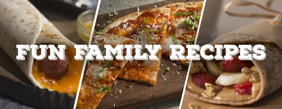 Fun Family Recipes