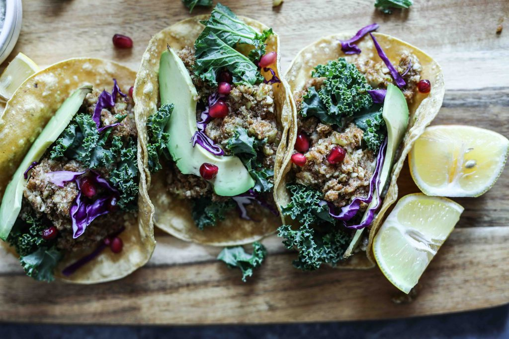 Protein Packed Quinoa Tacos