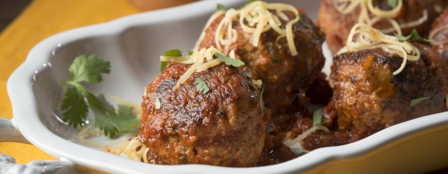 Appetizer Taco Meatballs