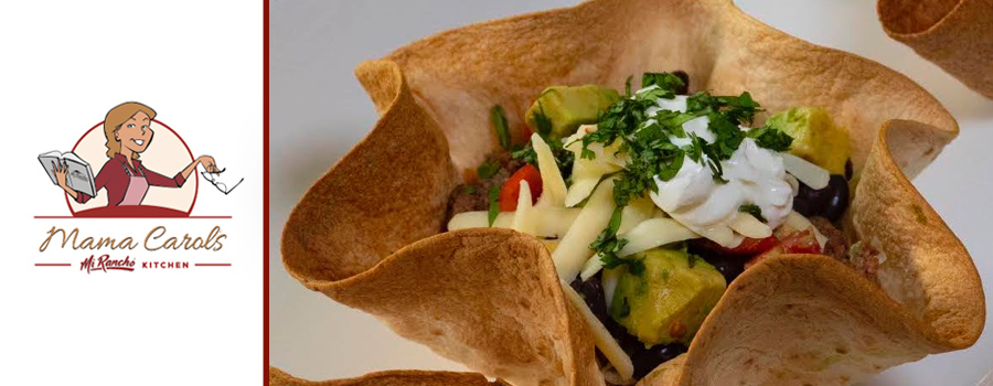 MCMRK Blog Taco Salad Tortilla Bowl