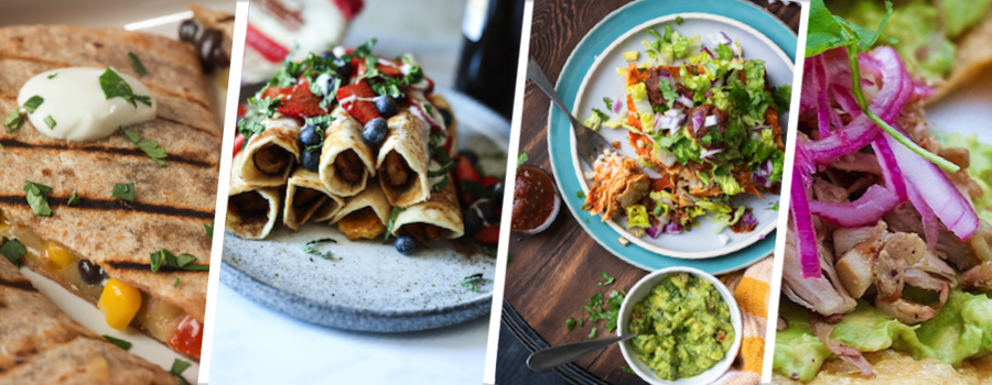 Plant-Based & Vegetarian Recipes for Everyone Hero Image