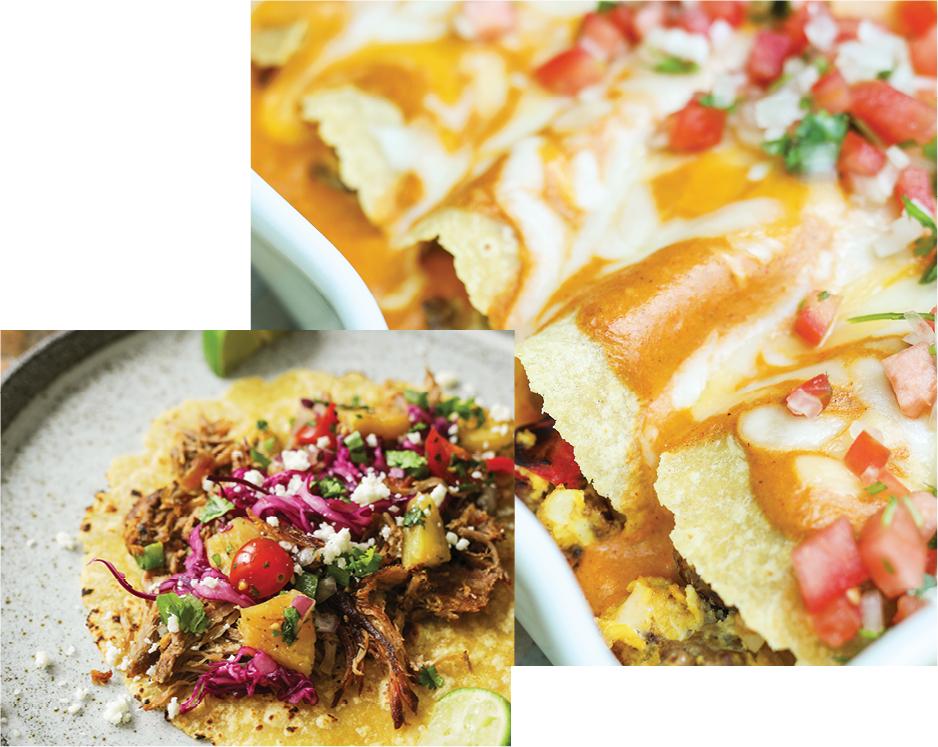 Non-GMO Cornflowers Tortillas