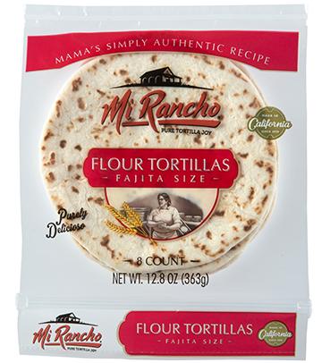 Fajita Flour Tortillas
